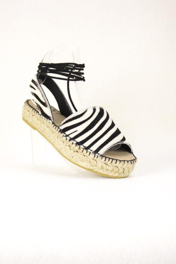 zebra-espdrilles-cuir-espadrilles-sandales-imprime-animal-espadrilles-basque-espadrille-femme-espadrilles-originales-dam-e-droles-espadrilles-cousu-main