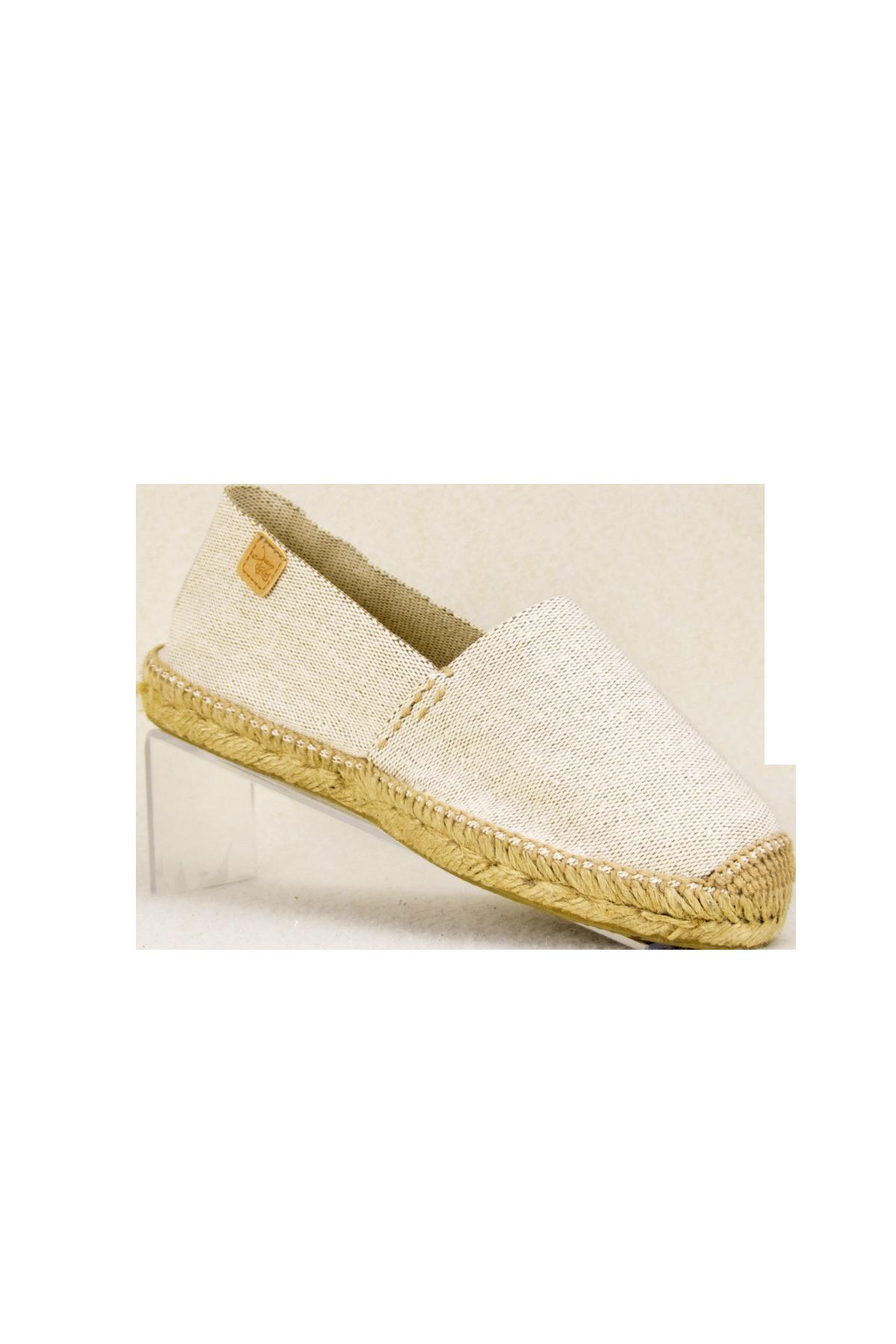 sneakers pretty nice best website Espadrilles classiques beige uni