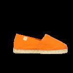 Espadrilles classiques Orange
